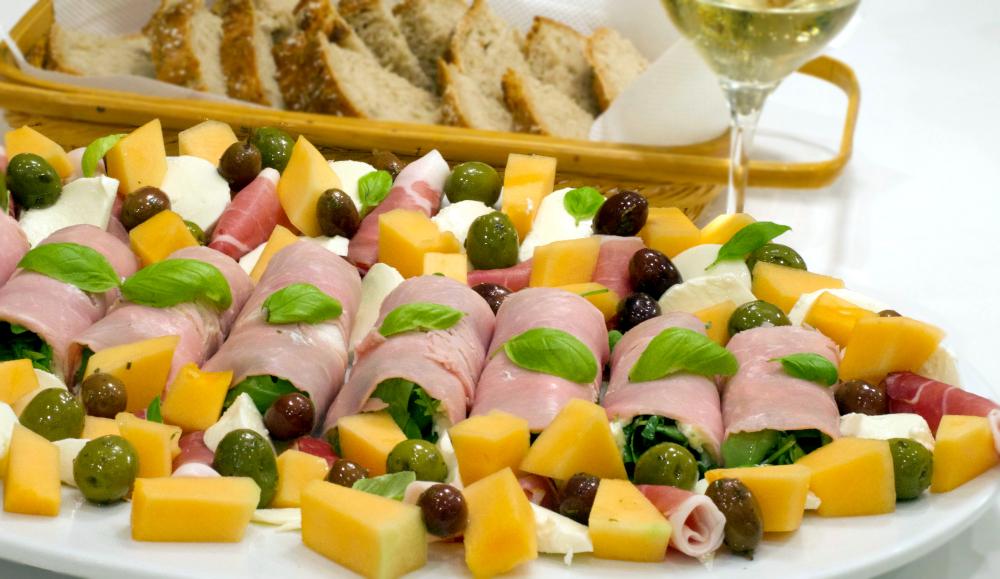 Italiensk appetizer