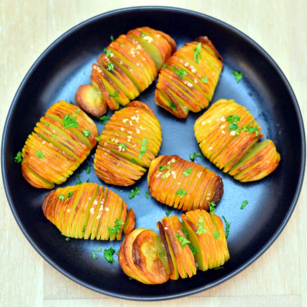 hasselbackkartofler