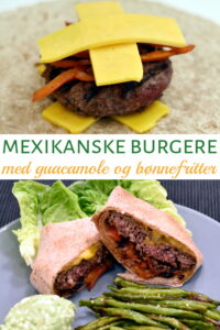 Mexikansk burger