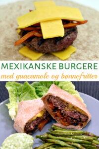 Mexikansk burger