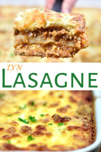 Lynlasagne