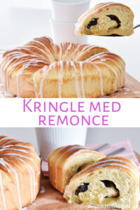 Kringle med remonce
