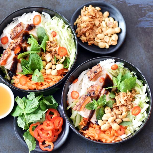 Vietnamesisk flæskesteg